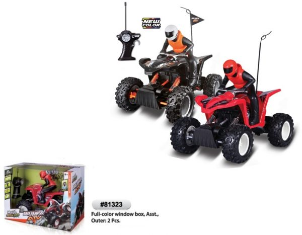 MAISTO ROCK CRAWLER ATV