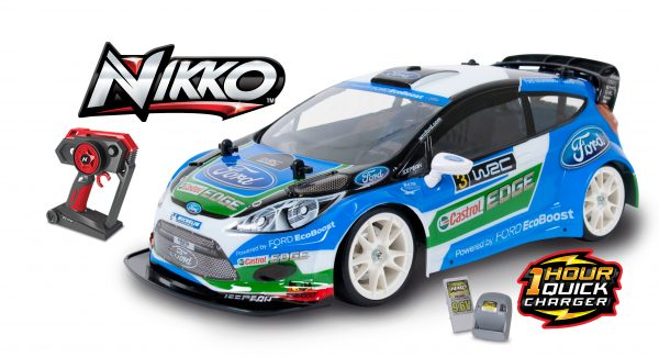 NIKKO FORD RALLY