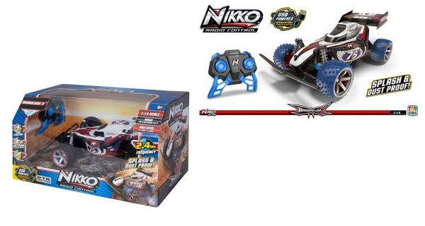 NIKKO RC CAR BARACODA
