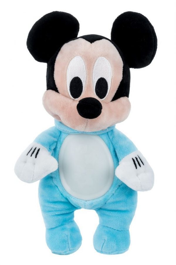 Winfun Disney Baby Mickey Mouse Soothe & Glow Pals Light Up musical Plush