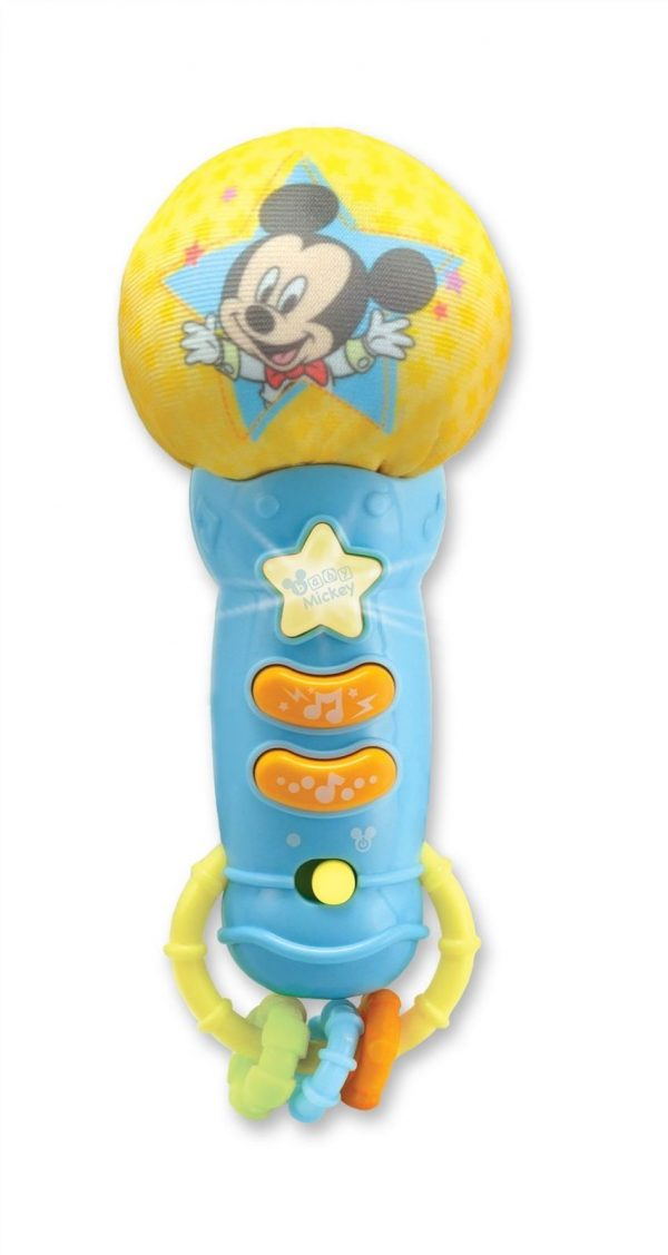 Disney Baby Mickey Rock Star Microphone musical toy