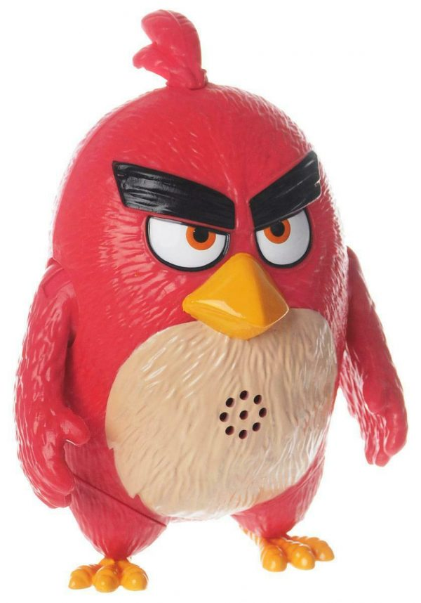Angry Birds Anger Management Talking Red Figure Collection By Spin Master 5.5""