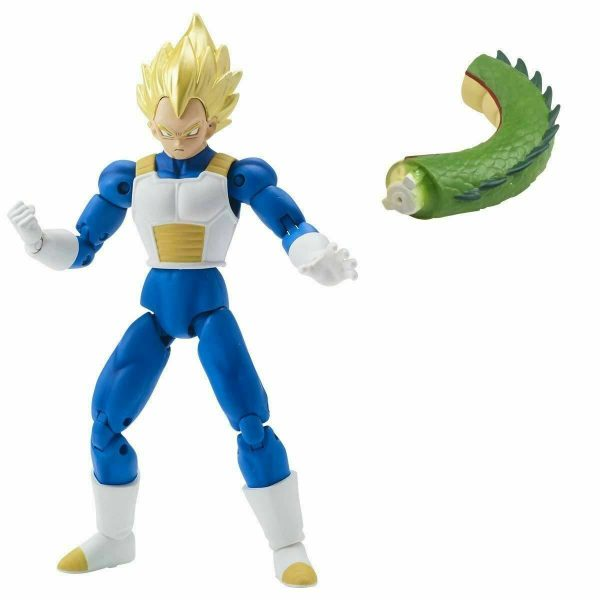 Bandai Dragon Ball Super Dragon Stars Series Figurine Super Saiyan Vegeta 6.5""