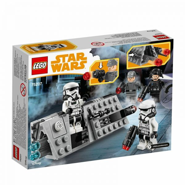 LEGO Star Wars 75207 Imperial Patrol Battle Pack 99 Pieces