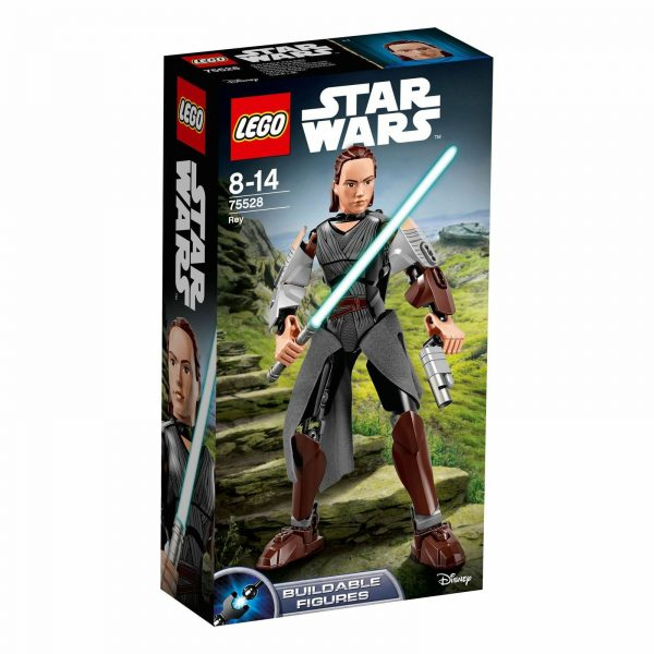 LEGO STAR WARS 75528 Rey Buildable Figure 85 Pieces