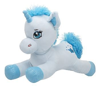Blue Unicorn plush Toys Stuffed Animals 45cm