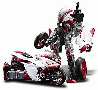 Maisto Cykons RES-Q Transformable Motorcycle #35003