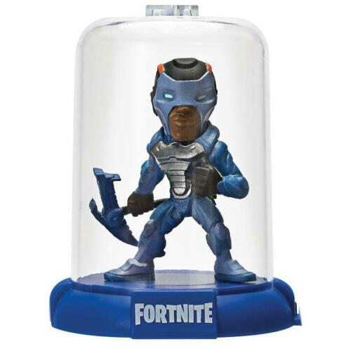 """Fortnite Domez Carbide Figure Enclosed Display Case Collection 3"""" Series 1"""