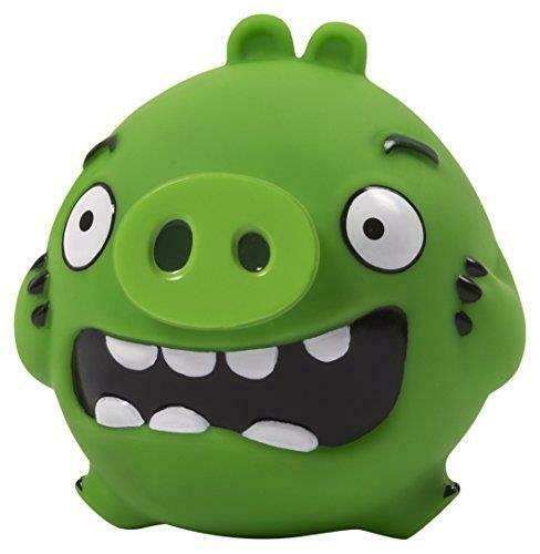 Angry Birds The Pigs Vinyl Green Figure Collection By Spin Master 4""